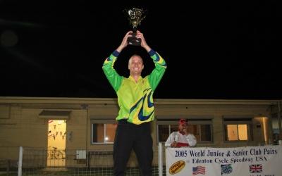 Daniel Pudney world ind champ 2009