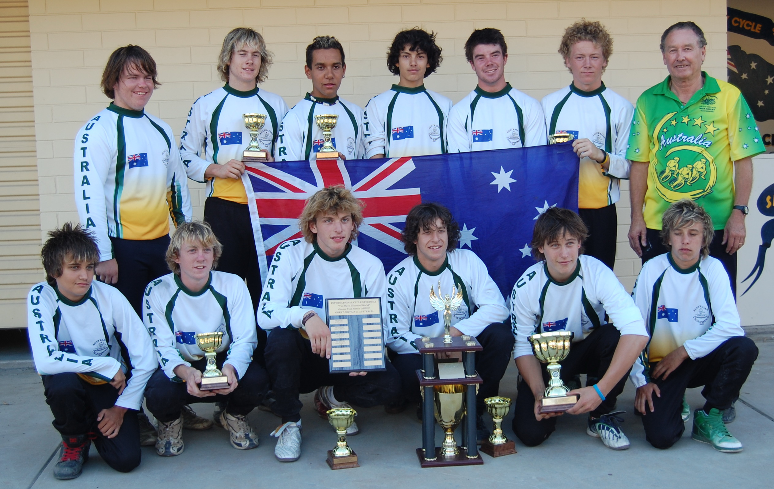 aussie juniors world cup